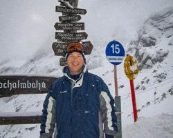 Hiking in Germany near Garmisch