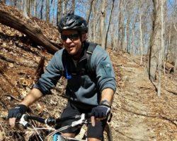 Mountain Biking in MD at Patapsco Valley State Park