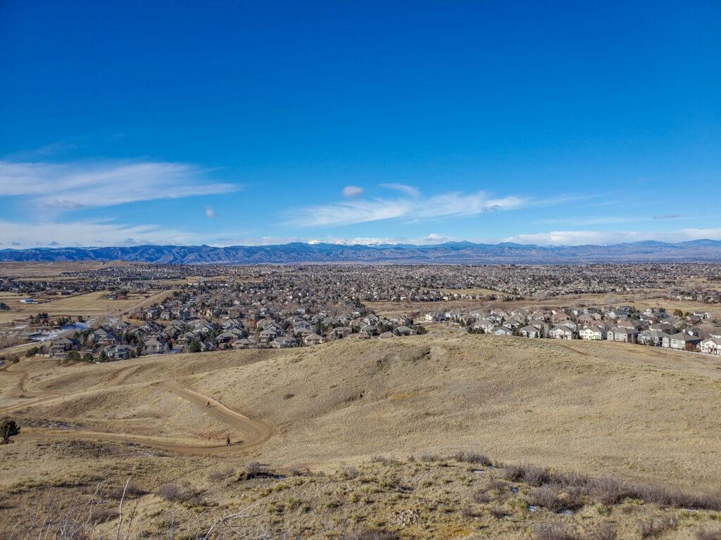 Bluffs Regional Park View