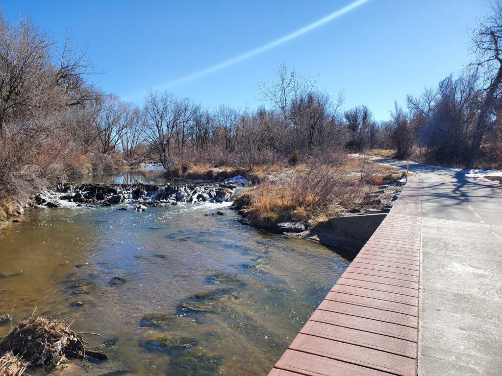 Cherry Creek Trail Bridge