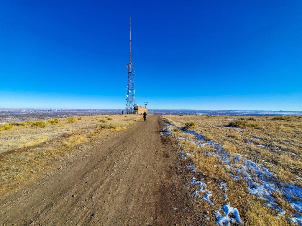 Green Mountain Radio Tower
