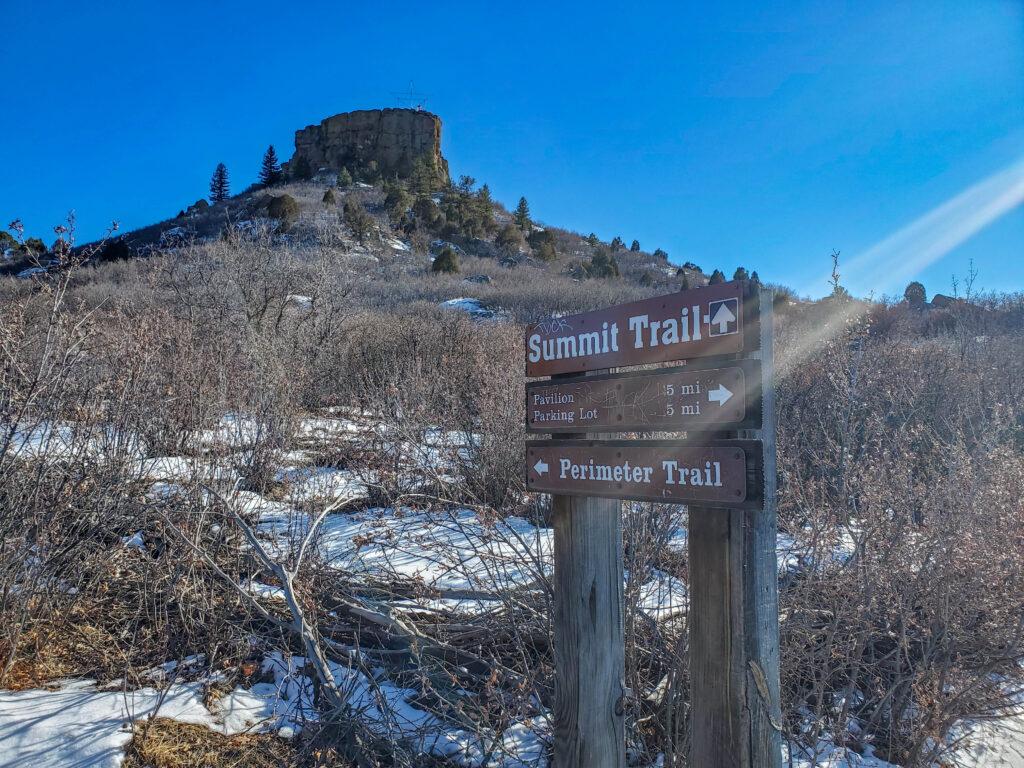 Rock Park Trails