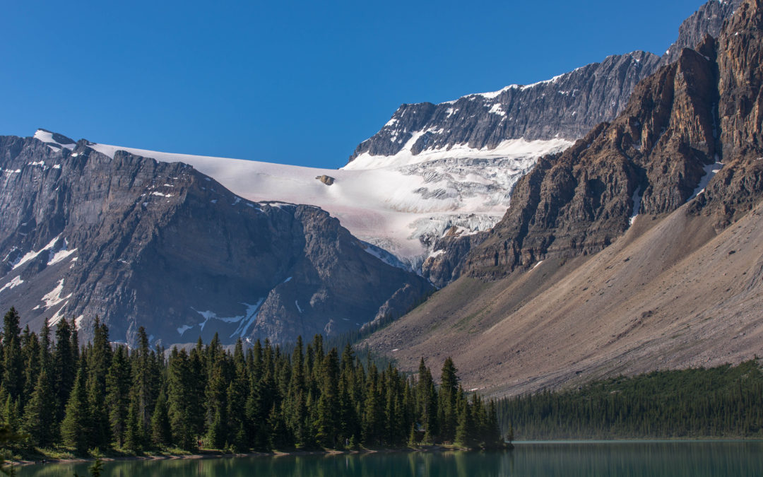 Lake Louise to Jasper on the Icefields Parkway