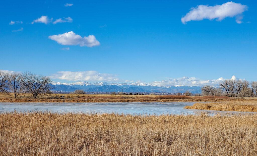 Rocky Mountain Arsenal Vista