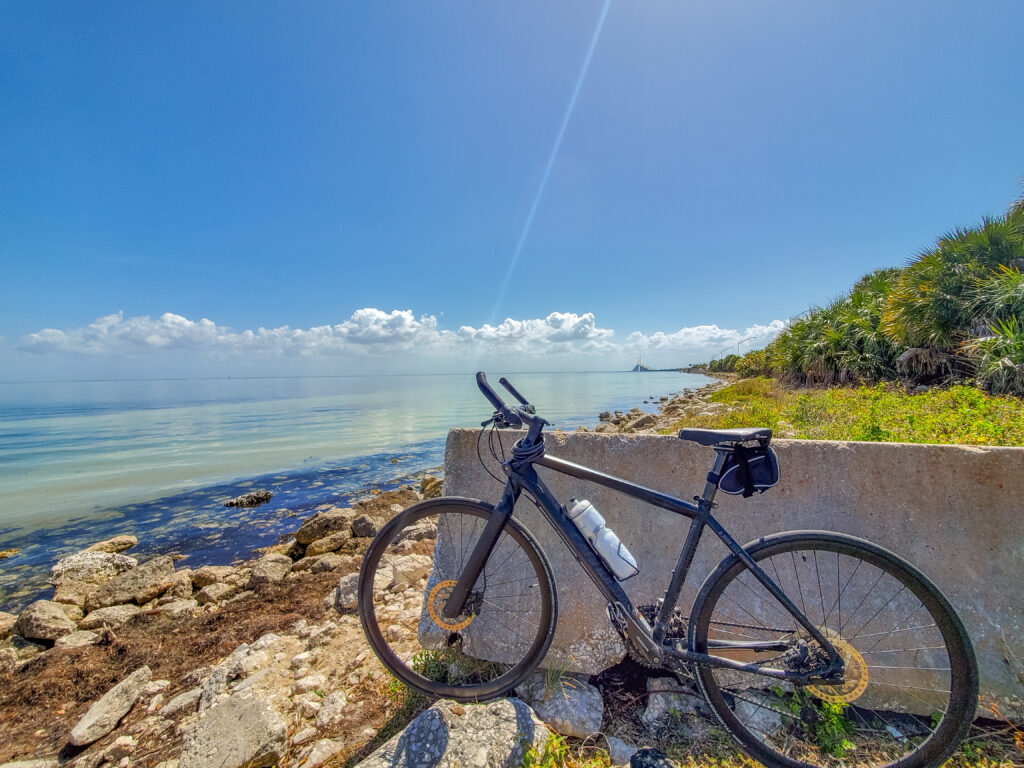 The end of the Skyway Trail
