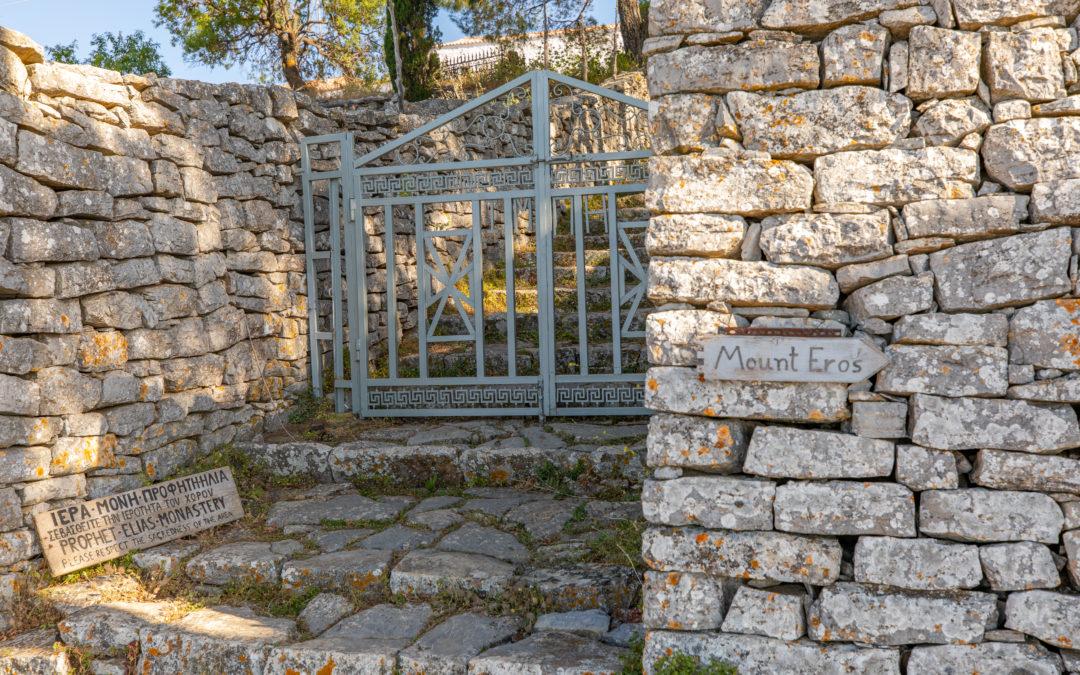 Hike to Prophet Elias Monastery – Hydra, Greece