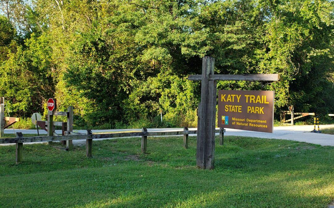 Beautiful Bike Rides–Katy Trail, Missouri