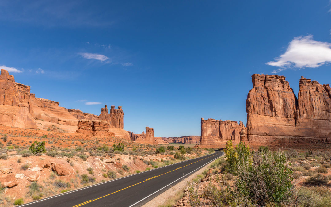 Amazing Sights in Arches National Park